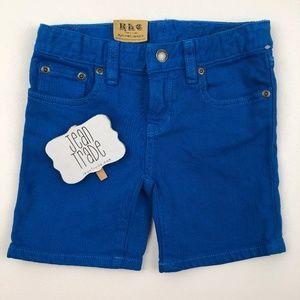 NWT Girl's Ralph Lauren Jean Shorts